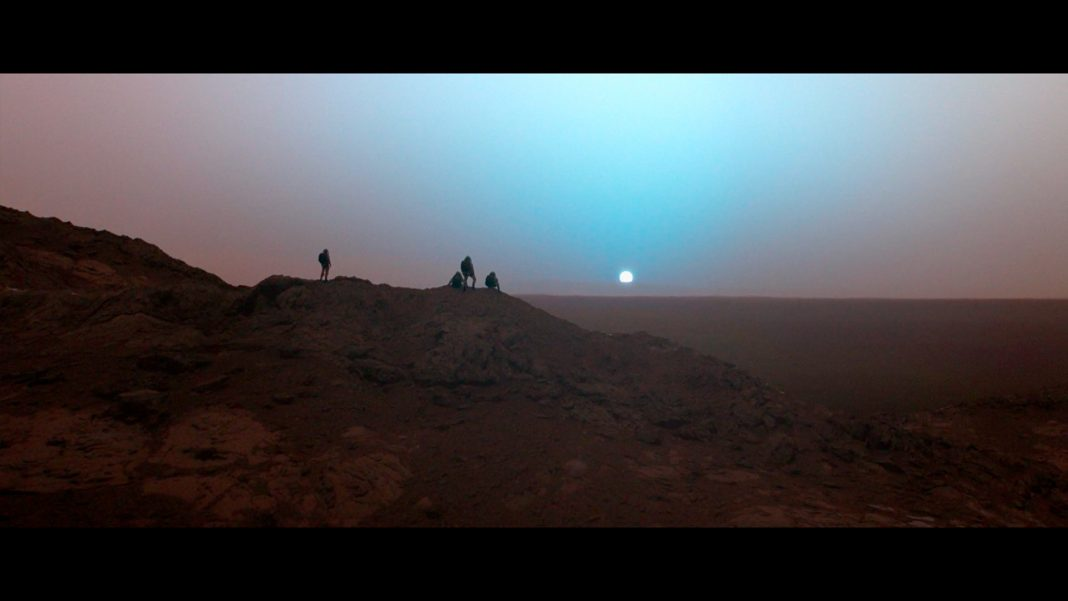 Martian Sunset - Wanderers - a short film by Erik Wernquist. See The Best Vacation Spots in Our Solar System