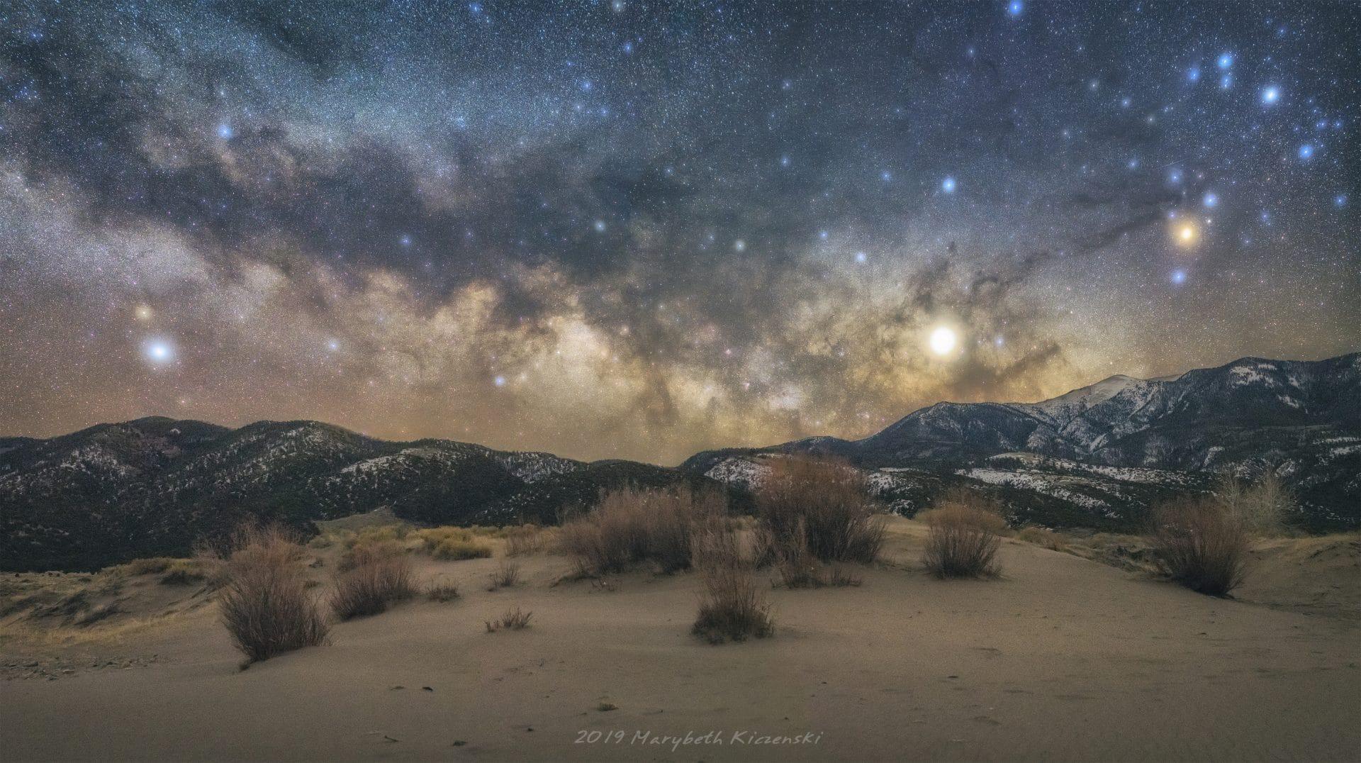 2019 Copyright MaryBeth Kiczenski. Panoramic image taken with a Nikon D850 and the Sigma ART 1.4 35mm lens.