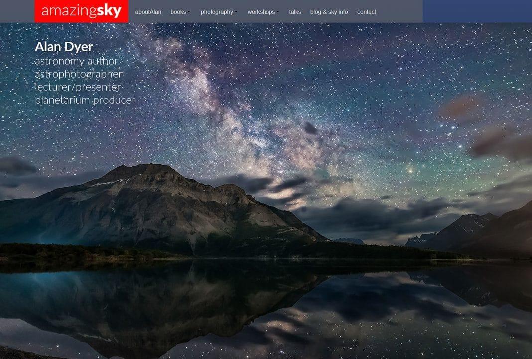 Alan Dyer AmazingSky.com