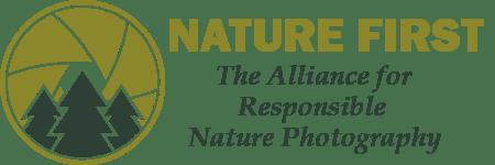 NatureFirstPhotography.com logo