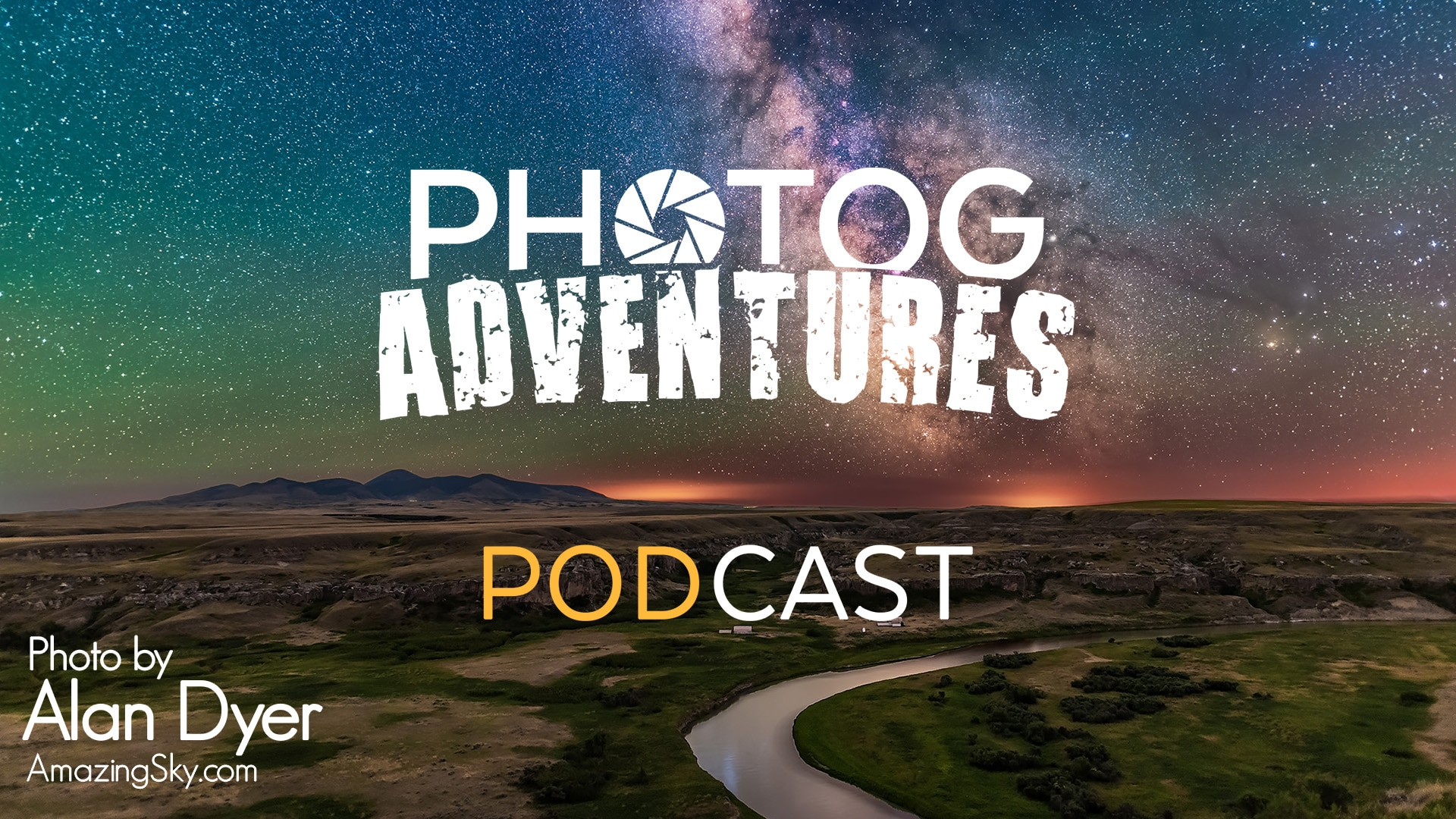 PhotogAdventures.com Podcast 107 with Alan Dyer.