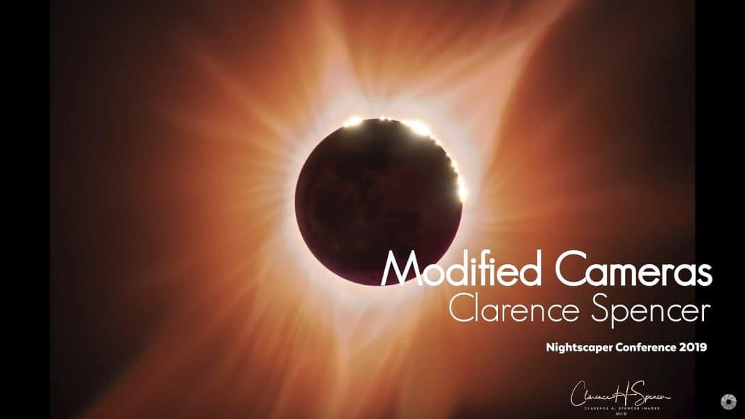 Astro-Modifying Cameras Clarence Spencer / Spencer's Cameras