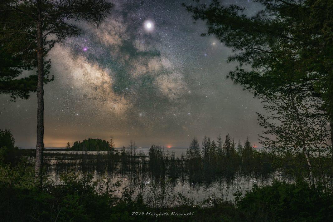 Featured Image, Top Milky Way Photography Tricks That Aren't Tricks! Photo Credit: MaryBeth Kiczenski