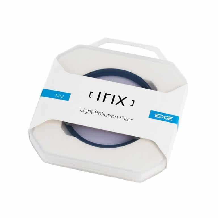 IRIX Edge Light Pollution Filter Review