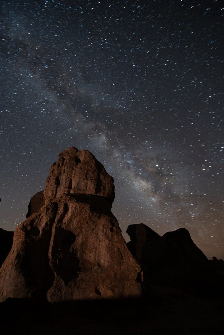 Foreground Exposure for Blend. How to create a focal length blend. Photo By Aaron Martinez.