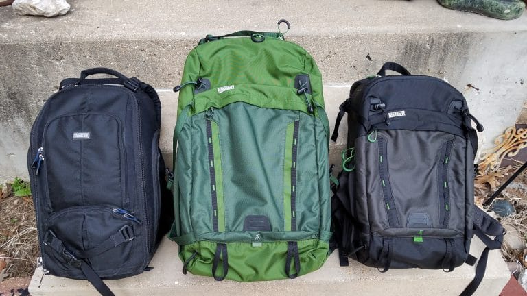 Selecting the Best Camera Bag