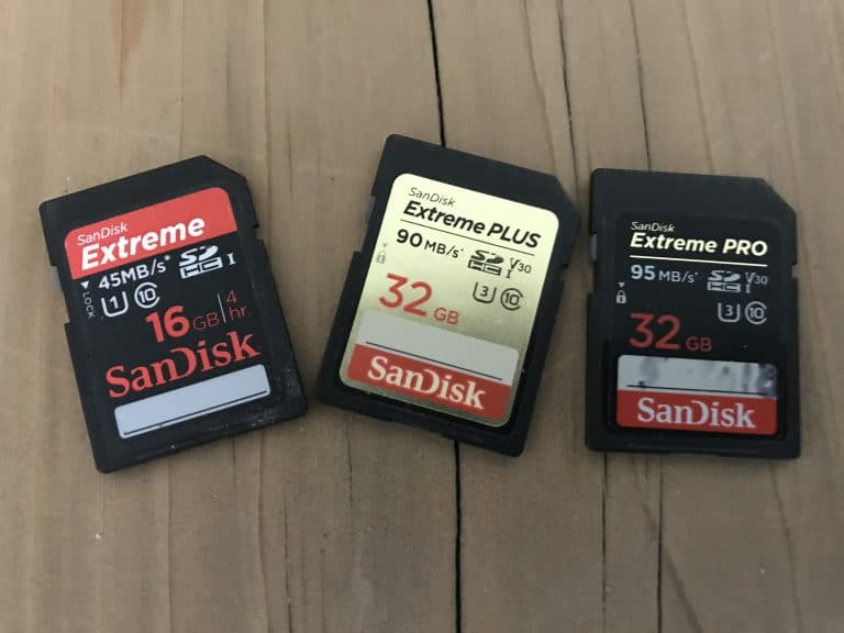 Memory Cards: Don't Leave Home Without Them