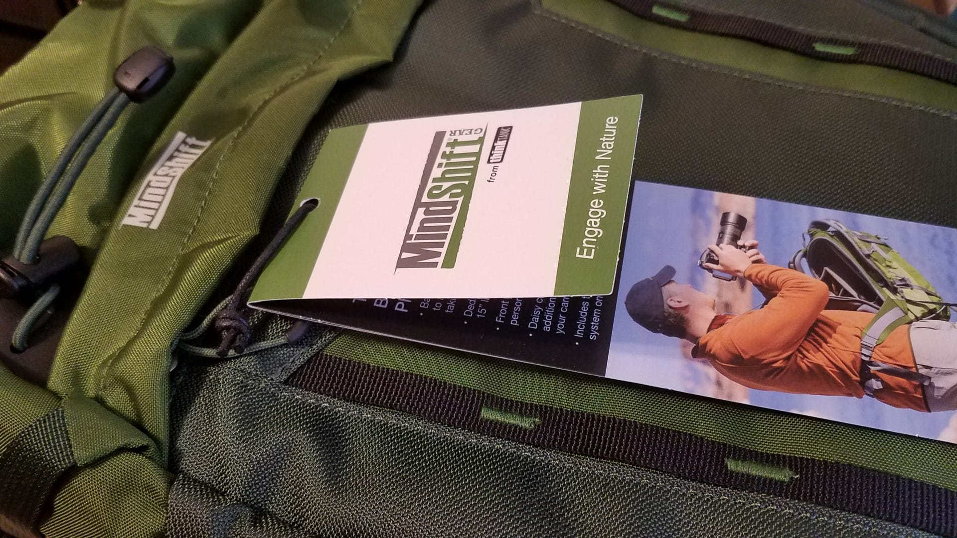 """""""Selecting the Best Camera Bag"""" -  The MindShift Backlight 26L backpack allows you to swing the bag around to the front of your body to open the back of the pack and access your gear, all while not taking the bag off."""