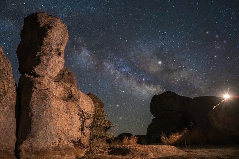 """Add """"Star Glow"""" to Your Milky Way Photos"""