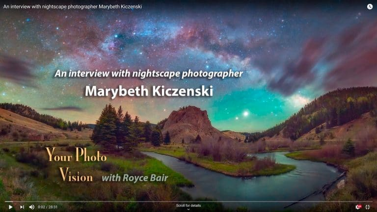 "Royce Bair's ""Your Photo Vision"" YouTube Series"