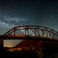 Guffey Bridge-Pano