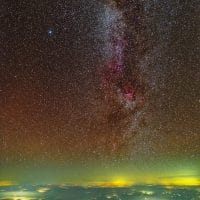 Colors of Cygnus