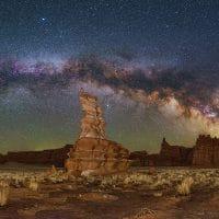 Stony Spectator – Desert Foreground