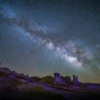 New Mexico Badlands